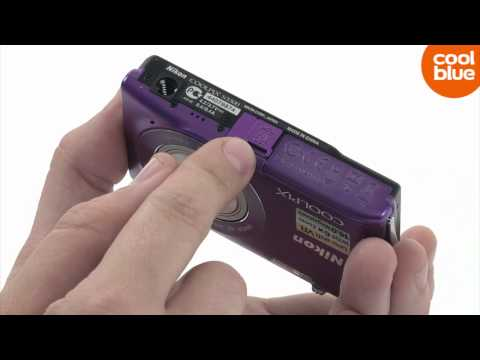 Nikon Coolpix S3300 Purple review en unboxing (NL/BE)