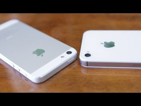4s - iPhone 5 vs iPhone 4S Speedtest, Comparison & Review! iPhone 5 CASE OPTIONS: http://amzn.to/P2HoY1 This week I'm taking the new iPhone 5 vs the iPhone 4S in ...