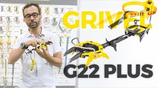 GRIVEL G22 PLUS - Lightweight Technical Crampon by WeighMyRack