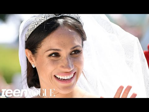 Is Meghan Markle's Addition To The Royal Fam Actually Radical?   Teen Vogue Take