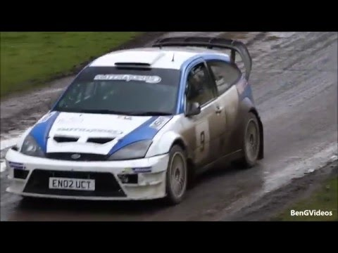 Ford Focus RS WRC 05 Sound