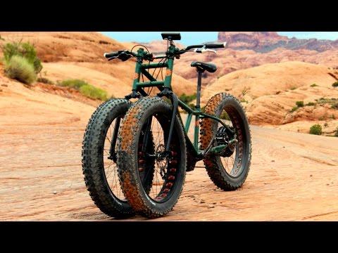 Самые невероятные велосипеды в мире