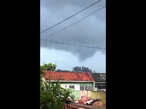 Princípio De tornado em Cambé PR