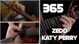 Kelly Valleau - 365 (Zedd, Katy Perry) - Fingerstyle Guitar
