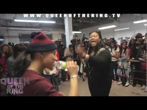 Dot mob - All we an say is WOW! with this one. This battle has been building up for almost a year now. Both ladies were going back and forth on who can beat who with b...