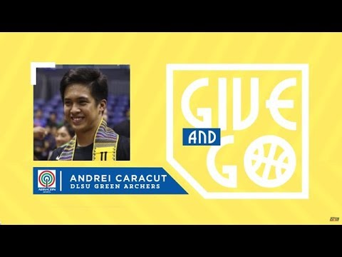 Give and Go with Andrei Caracut