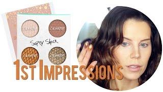 Kathleen Lights ColourPop | First Impressions