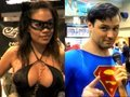 ComicCon: Politics, Zombies, Catwoman, Superman...