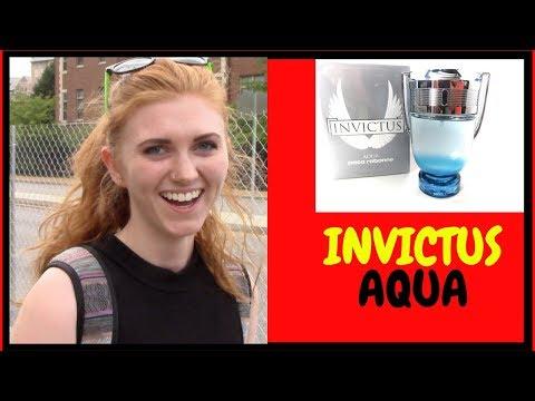 Invictus Aqua 2018 Review Reactions | Paco Rabanne