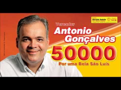 Antonio Gonçalves 50 000