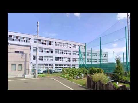 札幌市立西野中学校校歌
