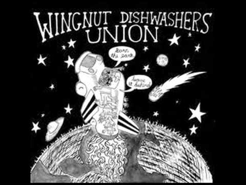 proudhon in manhattan - great song by wingnut dishwashers union.