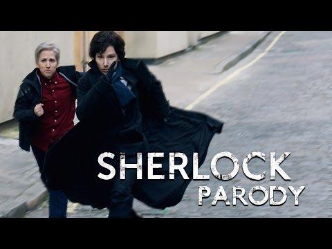 Parodie na Sherlocka