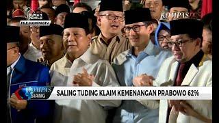 Video Polemik PKS & Demokrat: Saling Tuding Soal Klaim Kemenangan Prabowo 62% MP3, 3GP, MP4, WEBM, AVI, FLV Juli 2019