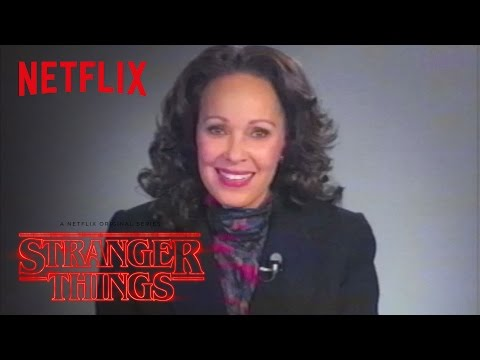 Stranger Things | Minute By Minute with Brenda Wood | Netflix