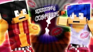 LOVE~LOVE KISSING SECRET   Love~Love Paradise MyStreet [S2:Ep.8 Minecraft Roleplay]