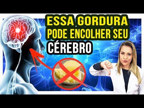 Nutricionista - Essa Gordura Pode Encolher seu Cérebro [CUIDADOS e DICAS]