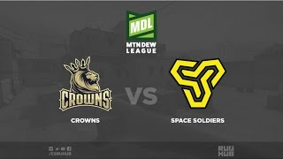 Crowns Esports Club vs Space Soldiers - ESEA Premier Season 24 - de_cobblestone [CrystalMay]
