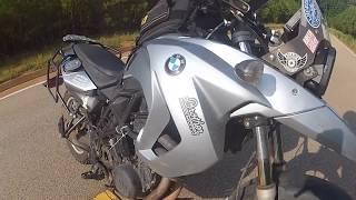 6. Riding My Buddies 2009 BMW F650GS