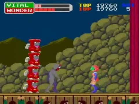 Wonder Momo PC Engine