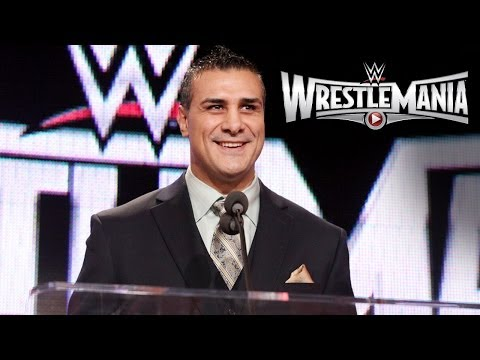 Conference - WWE Superstar Alberto Del Rio is excited to perform in Santa Clara, California, at the brand new Levi's Stadium in 2015. http://www.wwe.com/shows/wrestlemania.
