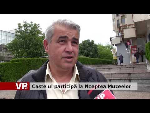 Castelul Haşdeu participă la Noaptea Muzeelor