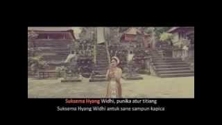 Dek Ulik   Suksma Hyang Widhi