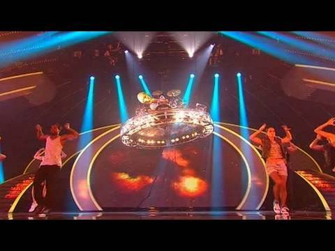 Gaffney - Britain's Got Talent: Drumming his heart out - Kieran managed to secure his place in tonight's final from your votes alone. Will he be doing the same to win ...