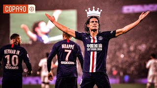 Video Why Edinson Cavani is The Real King of Paris MP3, 3GP, MP4, WEBM, AVI, FLV September 2018