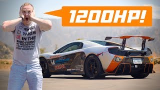 Video This 1200hp, Triple-Turbo McLaren Scares The Hell Out Of Me MP3, 3GP, MP4, WEBM, AVI, FLV Agustus 2018
