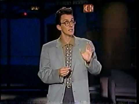 Jake Johannsen on Late Night with David Letterman - 1989