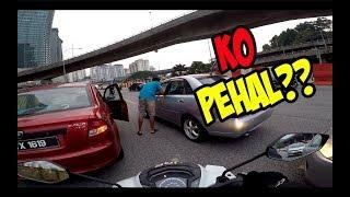 Video Ko Pehal Benti Tengah Jalan - Yamaha Lagenda 115ZR MP3, 3GP, MP4, WEBM, AVI, FLV Agustus 2018