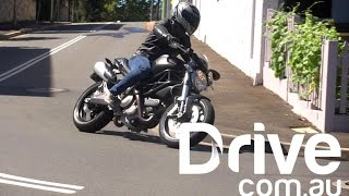 9. Ducati Monster 659 Review | Drive.com.au