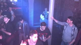 Sendlak @ Dj Mag & Republic Artists showcase, Egg 28.01.17 part 2