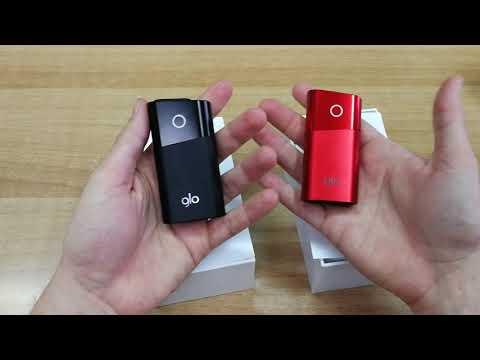 Glo 2 & Glo 2 Mini unboxing & hands-on (Greek)