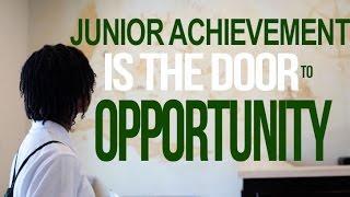 Junior Achievement is the Door to Opportunity