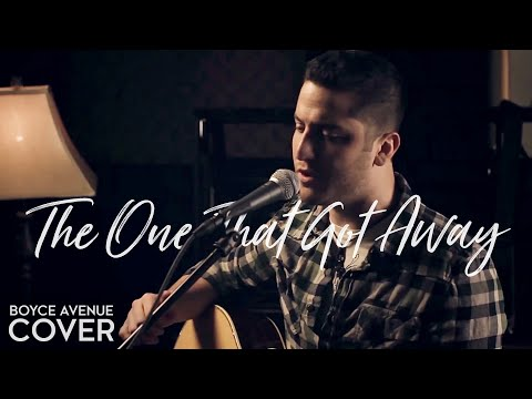 Katy Perry - The One That Got Away (Boyce Avenue acoustic cover) on iTunes & Spotify