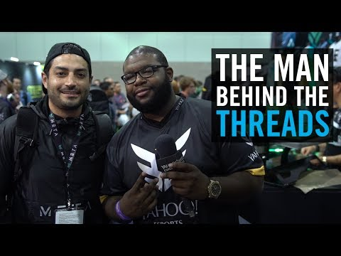 Meta Threads Esports Director Steve Nabi Chats With EE About Building An Esports Apparel Empire
