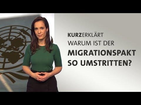 Warum ist der Migrationspakt so umstritten?