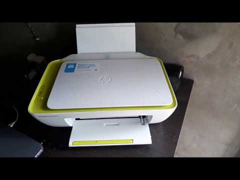 How to refill a HP cartridge