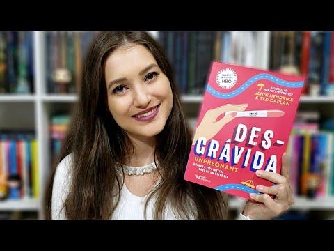 DESGRÁVIDA   RESENHA   Patricia Lima