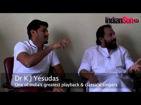 KJ Yesudas - Catch the candid conversation in the video below: A rare opportunity indeed it was to have the legend himself on screen alongside his son Vijay Yesudas. Dr K...
