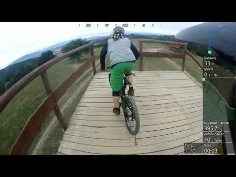 (cz) Bikepark Kalnica Era