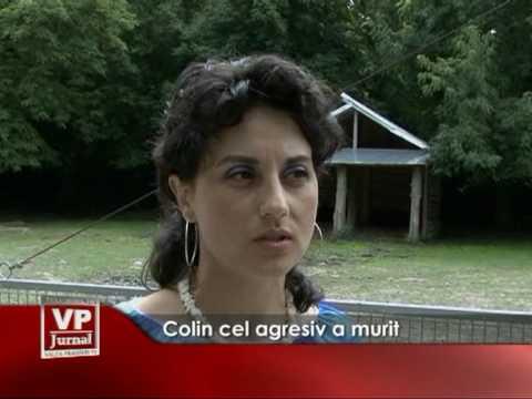 Colin cel agresiv a murit