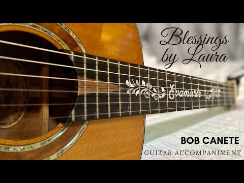 Blessings by Laura Story Classical Guitar Accompaniment
