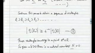 Mod-03 Lec-04 Cauchy's Theorem For A Rectangle