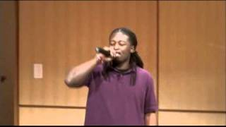 "T_Karter Sings ""CRY"" by Lyfe Jennings @ DU 11/14/10"