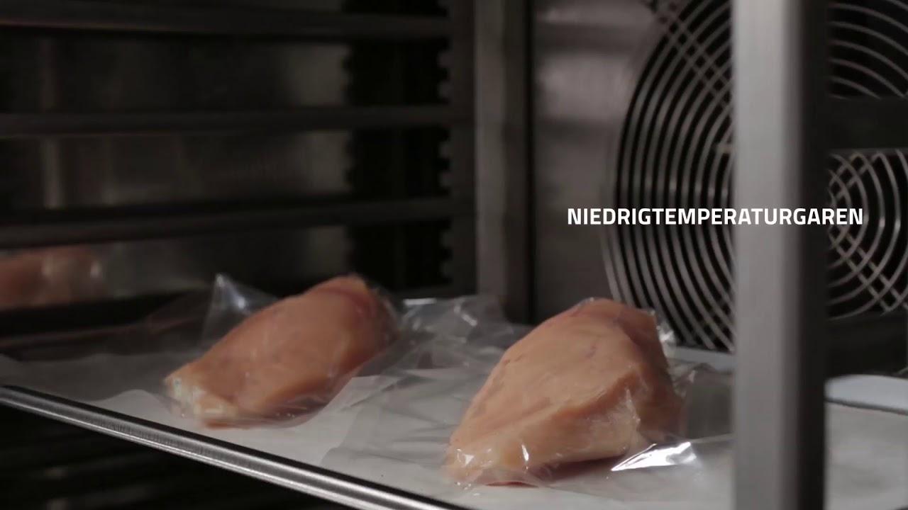 Was wird heute mit Multifresh zubereitet? Sanft gegartes Fleisch