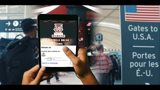 YORKVILLE INTERNATIONAL ACADEMY ONLINE COURSE TV COMMERCIAL -
