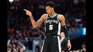 Dejounte Murray Locks Up James Harden, Then Scores On Him by Bleacher Report